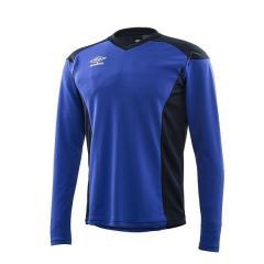 UMBRO(アンブロ)サッカー ジュニアインナーシャツ JR.FLEXUM-PP L/Sシャツ UBA9745JL BLU ボーイズ BLU