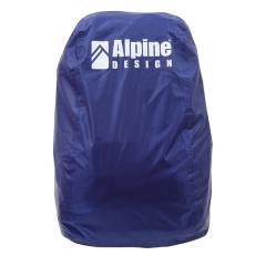 Alpine DESIGN(アルパインデザイン)トレッキング アウトドア ザックカバー ザックカバー(30L-40L)AD-Y18-401-004 NVY 30L-40L ネイビー