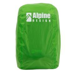 Alpine DESIGN(アルパインデザイン)トレッキング アウトドア ザックカバー ザックカバー(30L-40L)AD-Y18-401-004 LIM 30L-40L ライム