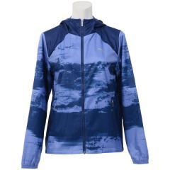 <LOHACO> (セール)PUMA(プーマ)レディーススポーツウェア ウインドアップジャケット ノクターナル ウーブンジャケット 51607616 レディース ブルー デプス画像