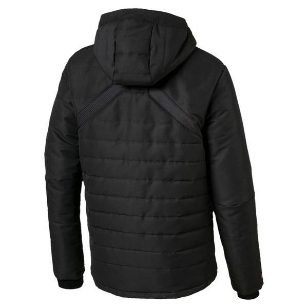 (セール)(送料無料)PUMA(プーマ)メンズスポーツウェア 中綿ジャケット フェラーリ ベントパデッドジャケット 57345801 メンズ ムーンレス ナイト