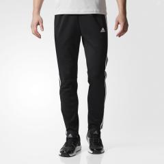 <LOHACO> (セール)adidas(アディダス)メンズスポーツウェア ウォームアップパンツ M ADIDAS 24/7 ウォームアップ ストレートパンツ ECF35 CD9648 メンズ ブラック画像