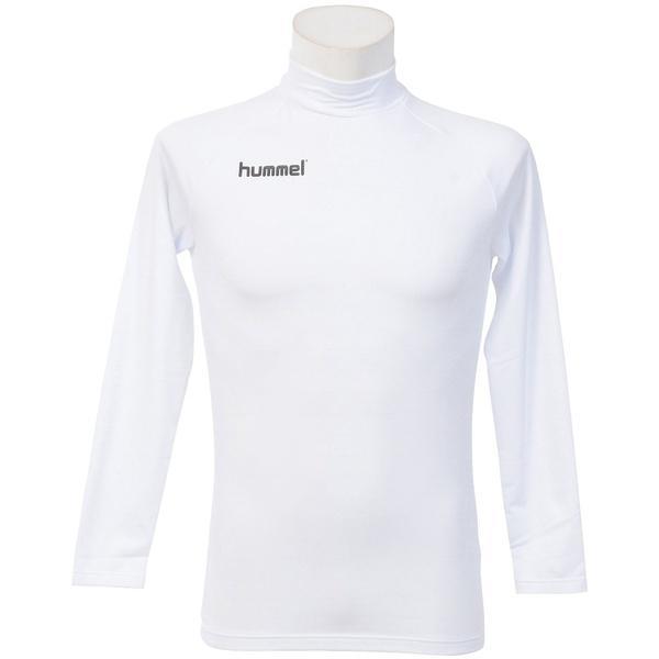hummel(ヒュンメル)サッカー インナーシャツ あったかインナーシャツ HAP5145_10 ホワイト