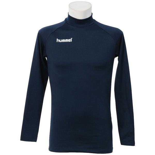 hummel(ヒュンメル)サッカー インナーシャツ あったかインナーシャツ HAP5145_70 ネイビー