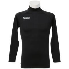 hummel(ヒュンメル)サッカー インナーシャツ あったかインナーシャツ HAP5145_90 ブラック