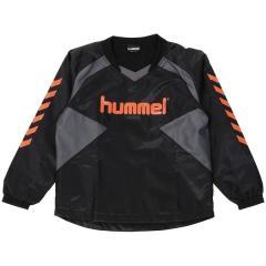 (送料無料)hummel(ヒュンメル)サッカー ジュニアその他アパレル ジュニア上下セット+手袋 HJW4107SPMG_90 ジュニア ブラック
