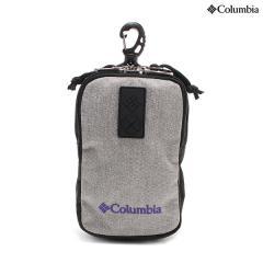 Columbia(コロンビア)トレッキング アウトドア サブバッグ ポーチ ナイオベ ? PU2012-039 O/S COLUMBIA GREY