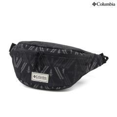 (セール)Columbia(コロンビア)トレッキング アウトドア サブバッグ ポーチ プライスストリームヒップバッグ PU8083-013 O/S BLACK PATTERN