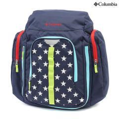 (セール)(送料無料)Columbia(コロンビア)トレッキング アウトドア ジュニア林間ザック グレートブルックリュックサック PU8142-426 O/S COLUMBIA NAVY STAR