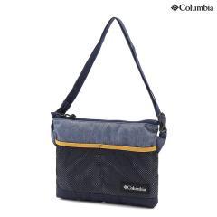 (セール)Columbia(コロンビア)トレッキング アウトドア ショルダーバック スチュアートコーンサコッシュ PU8147-414 O/S EBONY BLUE DENIM
