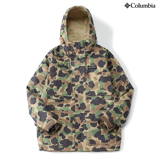 (セール)(送料無料)Columbia(コロンビア)トレッキング アウトドア 厚手ジャケット デルタマーシュ1983ジャケット WE0007-257 メンズ DELTA CAMO