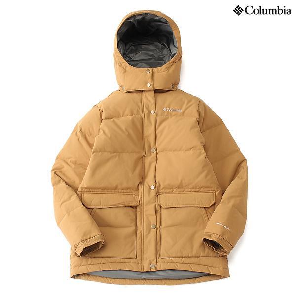 (セール)(送料無料)Columbia(コロンビア)トレッキング アウトドア 厚手ジャケット オブライエンコーンウィメンズジャケット PL5125-264 レディース MAPLE