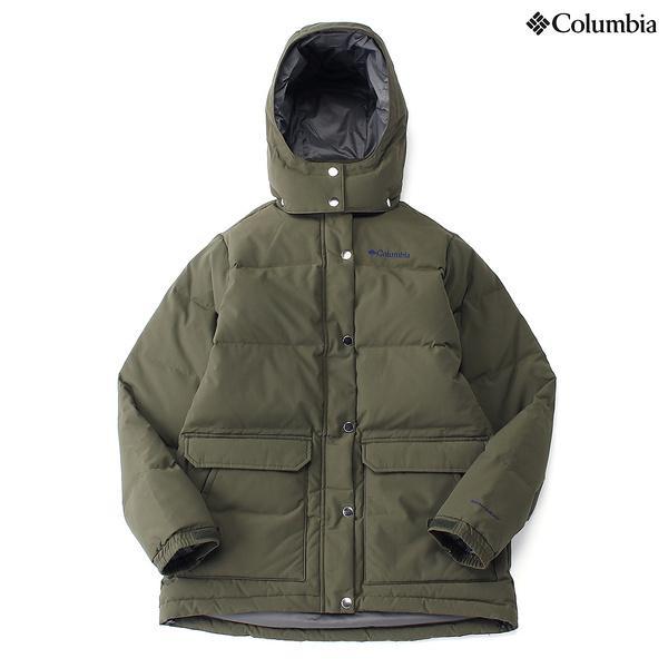 (セール)(送料無料)Columbia(コロンビア)トレッキング アウトドア 厚手ジャケット オブライエンコーンウィメンズジャケット PL5125-383 レディース NORI