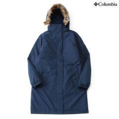 (セール)(送料無料)Columbia(コロンビア)トレッキング アウトドア 厚手ジャケット アナーバーズ?ウィメンズジャケット PL7141-464 レディース COLLEGIATE NAVY