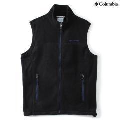 (セール)Columbia(コロンビア)トレッキング アウトドア ベスト バックアイスプリングスベスト PM1327-010 メンズ BLACK