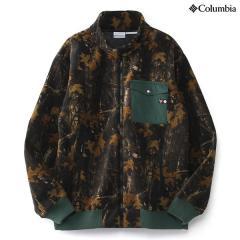 (セール)(送料無料)Columbia(コロンビア)トレッキング アウトドア フリース イリアムナフォールズジャケット PM1654-939 メンズ TIMBERWOLF