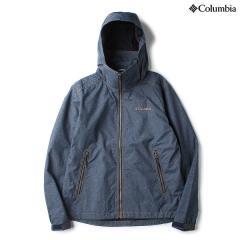 (セール)(送料無料)Columbia(コロンビア)トレッキング アウトドア 厚手ジャケット レイクパウエルジャケット PM3173-427 メンズ COLUMBIA NAVY HEATHER
