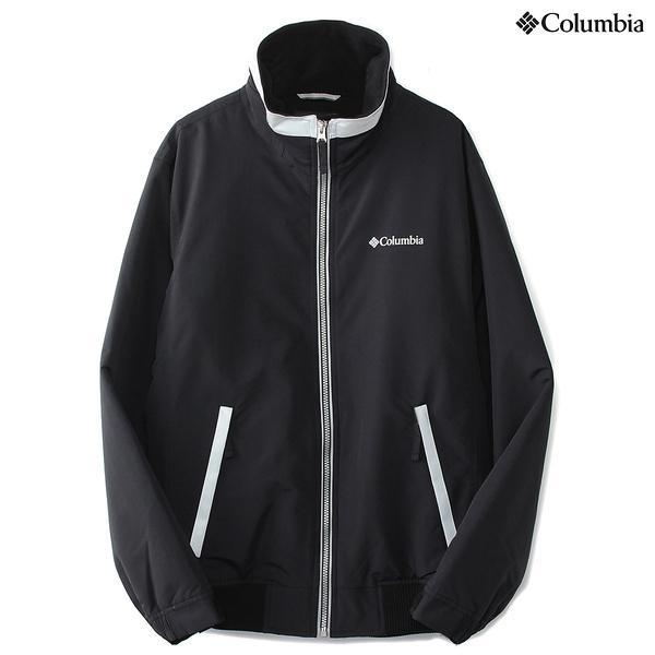 (セール)(送料無料)Columbia(コロンビア)トレッキング アウトドア 厚手ジャケット ファルマスリフレクタージャケット PM3183-010 メンズ BLACK