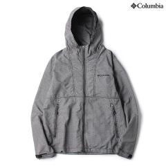 (セール)(送料無料)Columbia(コロンビア)トレッキング アウトドア 薄手ジャケット ヘイゼンパターンドジャケット PM3644-014 メンズ BLACK HOUNDS TOOTH