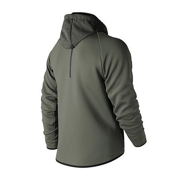 (セール)(送料無料)New Balance(ニューバランス)メンズスポーツウェア ジャケット ファントムフォースジャケット AMJ73025MFG メンズ ミリタリーフォリッジグリーン