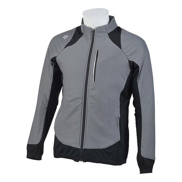 (送料無料)DESCENTE(デサント)メンズスポーツウェア ウインドアップジャケット MOTION AIR キルティングジャケット DAT-3770 CHC メンズ CHC