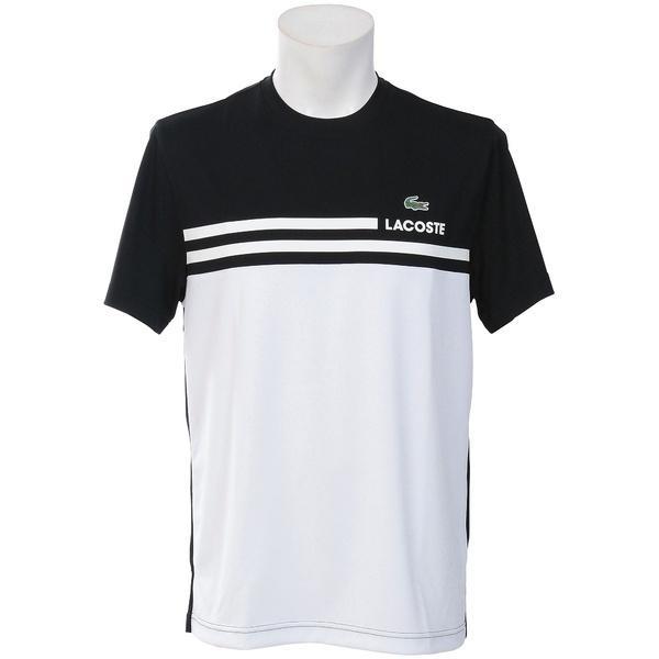 12c94b120de50 セール)LACOSTE(ラコステ)ラケットスポーツ Tシャツ TEE SHIRTS TH3342L メンズ 258