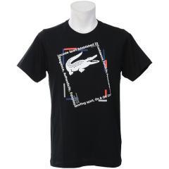 (セール)LACOSTE(ラコステ)ラケットスポーツ Tシャツ TEE SHIRTS & TURTLE NECK SHIRTS TH3361L メンズ HU3
