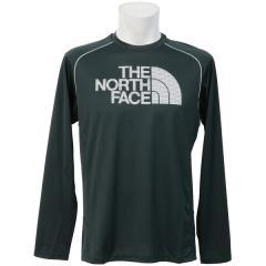 THE NORTH FACE(ノースフェイス)ランニング メンズ長袖Tシャツ L/SGTDLOGOCREW NT11798 メンズ DS