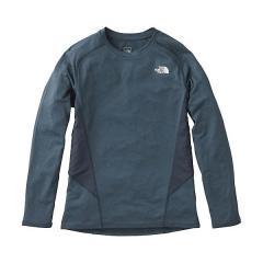 (送料無料)THE NORTH FACE(ノースフェイス)ランニング メンズ長袖Tシャツ L/SGTDMELANGECREW NT11789 メンズ UR