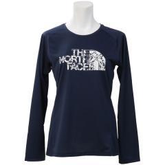 THE NORTH FACE(ノースフェイス)ランニング レディース長袖Tシャツ L/SGTDLOGOCREW NTW11784 レディース UW