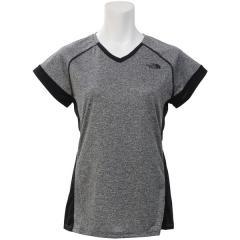 THE NORTH FACE(ノースフェイス)ランニング レディース半袖Tシャツ S/SGTDMELANGEV-NECK NTW11771 レディース CH