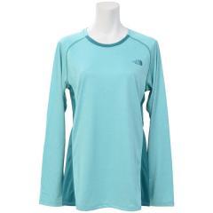 (送料無料)THE NORTH FACE(ノースフェイス)ランニング レディース長袖Tシャツ L/SGTDMELANGECREW NTW11772 レディース XL VB