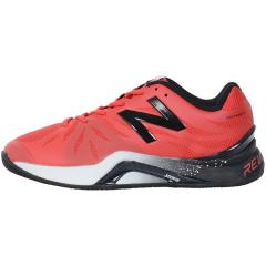 (セール)(送料無料)New Balance(ニューバランス)テニス バドミントン オールコート MC1296R22E MC1296R22E メンズ RED/BLACK