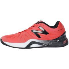 (セール)(送料無料)New Balance(ニューバランス)テニス バドミントン オールコート MC1296R2D MC1296R2D メンズ RED/BLACK