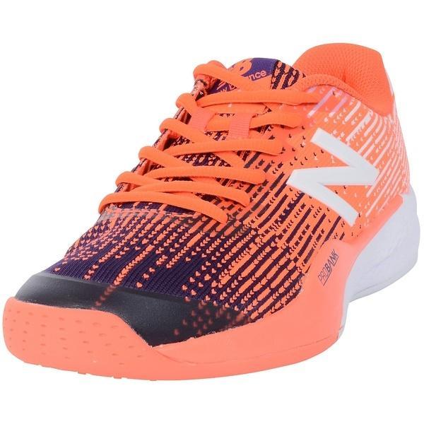 (セール)(送料無料)New Balance(ニューバランス)テニス バドミントン オムニクレー 他 MC906OP32E MC906OP32E メンズ ORANGE