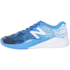 (セール)(送料無料)New Balance(ニューバランス)テニス バドミントン オムニクレー 他 MC906UE32E MC906UE32E メンズ BLUE