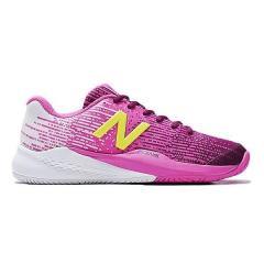 (セール)(送料無料)New Balance(ニューバランス)テニス バドミントン レディースオールコート WC996JF3D WC996JF3D レディース PINK/LIME