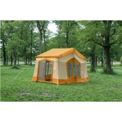 (送料無料)COLEMAN(コールマン)キャンプ用品 ファミリーテント ビラデルマー 2000032596