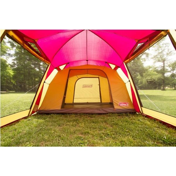 (送料無料)COLEMAN(コールマン)キャンプ用品 ファミリーテント タフスクリーン2ルームハウス BG 2000032598