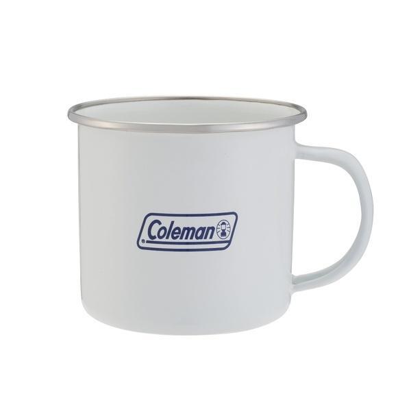 (セール)COLEMAN(コールマン)キャンプ用品 ファミリーテーブルウェア エナメルマグ 2000032359
