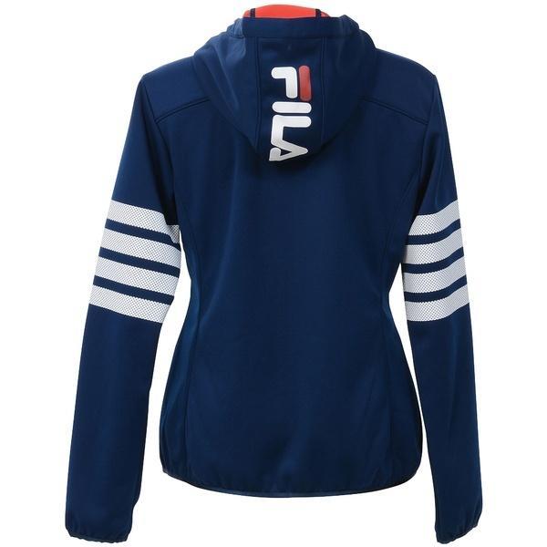 (セール)(送料無料)FILA(フィラ) ゴルフ レディースジャケット レディス ブルゾン 797241 レディース NV