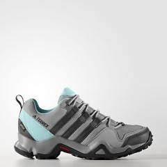 (送料無料)adidas(アディダス)トレッキングシューズ レディース TERREX AX2R GTX W IJP89 BY8768 CH ソリッドグレー/DGH ソリッドグレー/クリアアクア