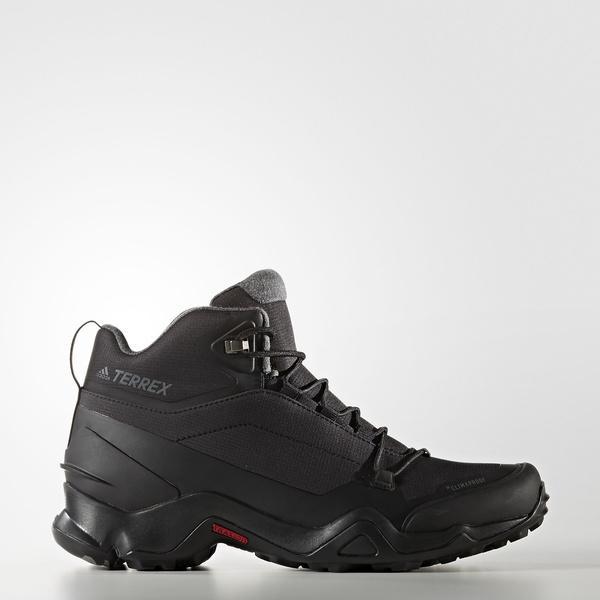 (送料無料)adidas(アディダス)トレッキングシューズ メンズ TERREX FASTSHELL MID CW CCX13 S80792 メンズ コアブラック/コアブラック/グレーファイブF17