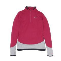 (送料無料)Phenix(フェニックス)トレッキング アウトドア 長袖Tシャツ ボトムカラードロングスリーブジップモック PH762LS61 MA レディース MA
