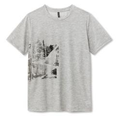 DANSKIN(ダンスキン)ヨガ Tシャツ Tシャツ DY77310 レディース Z