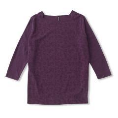 (送料無料)DANSKIN(ダンスキン)ヨガ Tシャツ ロングレングス五分袖T DY77311 レディース DP