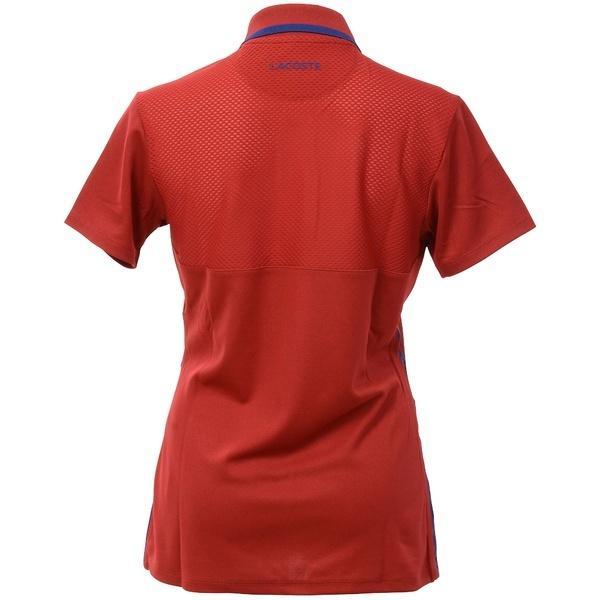 (セール)LACOSTE(ラコステ)ラケットスポーツ レディースアパレル LACOSTE レディス ポロシャツ PF7951 PF7951 レディース U5J