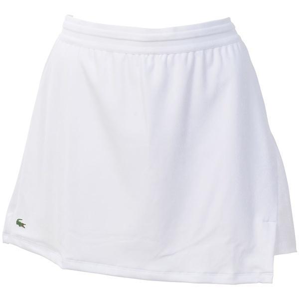(セール)(送料無料)LACOSTE(ラコステ)テニス バドミントン レディースインナー スウェット コート LACOSTE レディス スコート JF7996 JF7996 レディース 1
