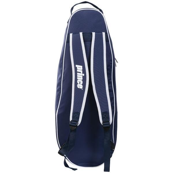 (セール)PRINCE(プリンス)ラケットスポーツ バッグ ケース類 AT875 RACQUET BAG2 311 NVY/WHT AT875 NVY/WHT