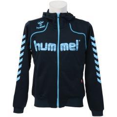 (送料無料)hummel(ヒュンメル)その他競技 体育器具 ハンドボール ハンドボールスウェットフードジャケット HAP8179H_70 ネイビー
